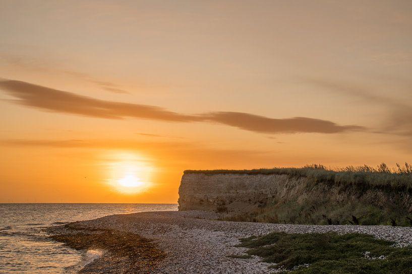 Sangstrup et Karlby Cliffs, Danemark sur Karen de Geus