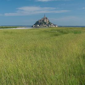 Mont Saint Michel von Patrick Verhoef
