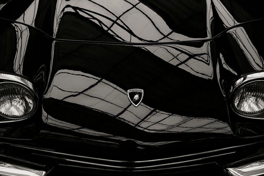 Lamborghini 400 GT  van Stoka Stolk