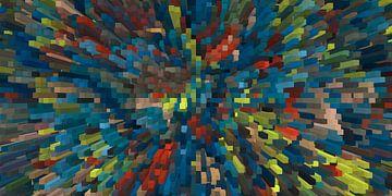 Blokken 20 van Marion Tenbergen