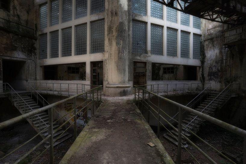 Fabrik Triebwerk 4a von Kirsten Scholten