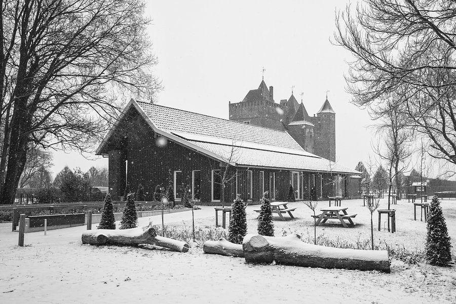 Het Koetshuijs, Slot Assumburg van Paul Beentjes