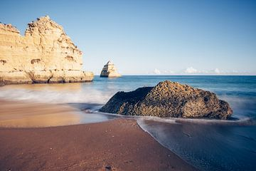 Praia Dona Ana (Algarve, Portugal) von Alexander Voss