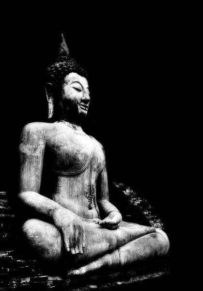 Buddha Thailand van Anouschka Hendriks