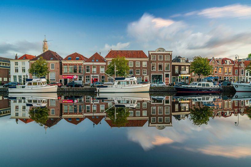 Spaarne Door Haarlem van koennemans