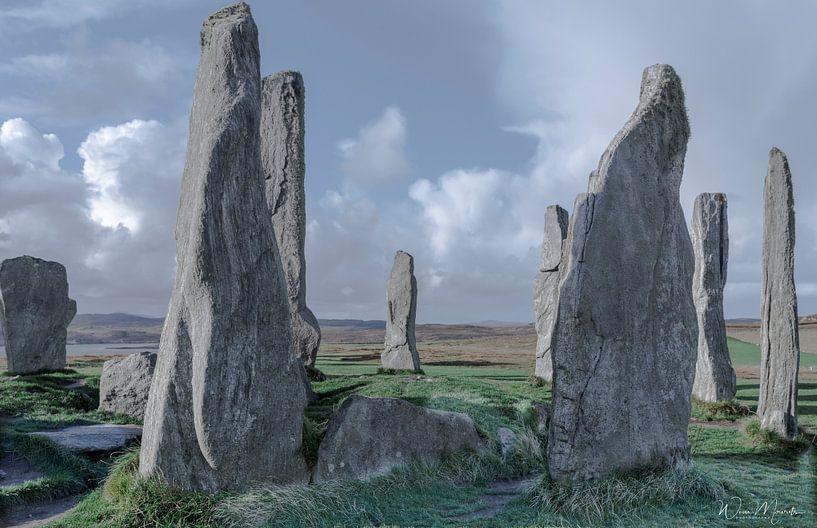 Standing Stones van Wim Mourits