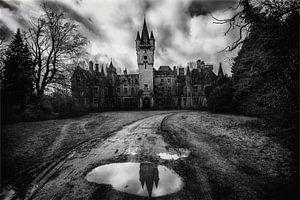 Chateau Miranda in Belgium van