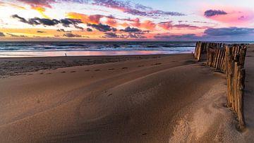 Strand-Zaun von Ferdinand Mul