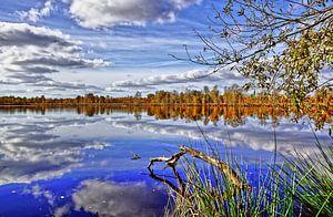 Herbst am See van