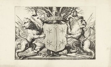 Waffe von Haarlem, Romeyn de Hooghe