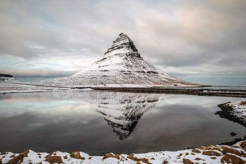 De meest iconische berg van IJsland van Gerry van Roosmalen