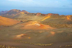 Lanzarote Vulkanisch park Timanfaya