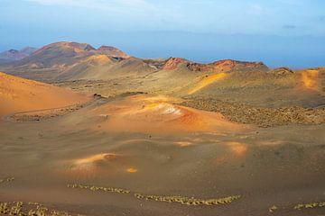 Lanzarote Vulkanisch park Timanfaya van Alice Berkien-van Mil