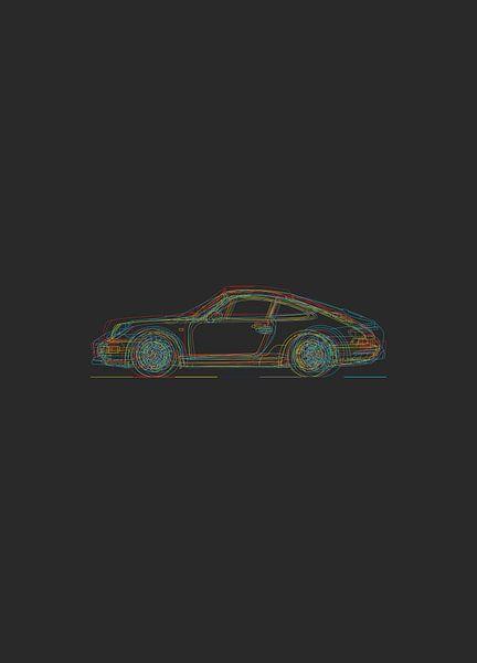 Porsche 911 von Artlines Design