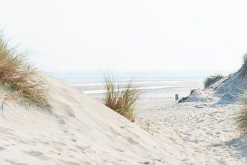 Zee, strand en duinen van Anouschka Hendriks