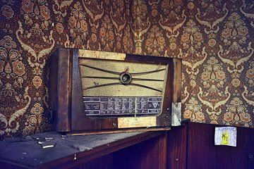 Retro Radio von Dennis Elshout