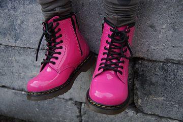 Roze laarzen. sur Jarretera Photos