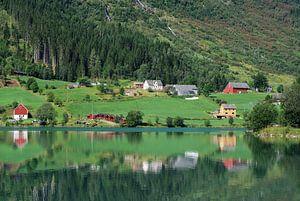Noorwegen, Olden van Jolanda Kraus