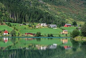 Noorwegen, Olden van