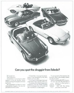 VW recame 70s van Jaap Ros