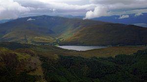 Uitzicht Van Ben Nevis, Schotland van
