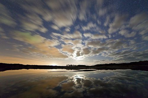 Sterne-Spiegelung von Anton de Zeeuw