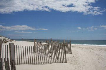 Plage de Long Island - Long Island Beach New York sur Christiane Schulze