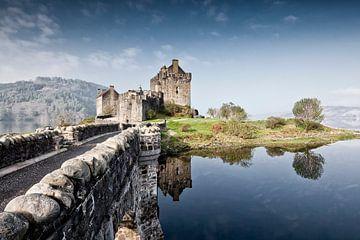 Eilean Donan Burg 4 von Henk Leijen