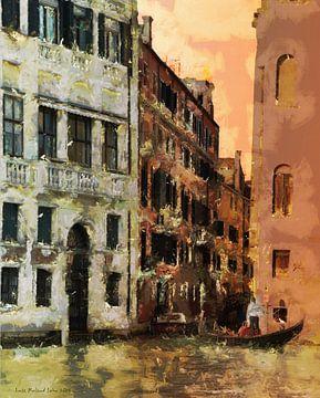 Venetiaanse zon van Lutz Roland Lehn
