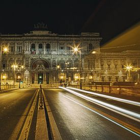 Paleis van justitie Rome van Richard Driessen