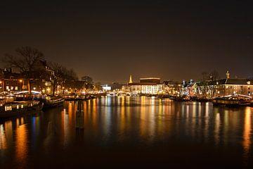 Amstel in Amsterdam von Barbara Brolsma