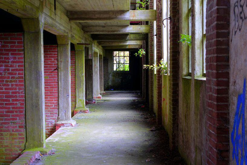 Alte Fabrik von Jolanda Kars