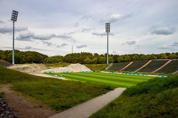 Parkstadion Gelsenkirchen, Schalke 04 van Martijn Mureau
