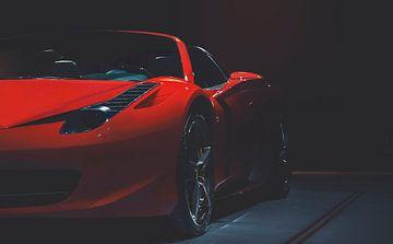 Ferrari van Eduardo de Vlugt