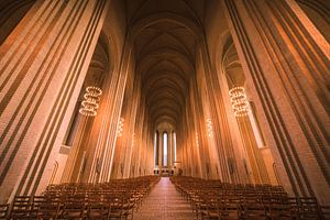 Copenhagen church van