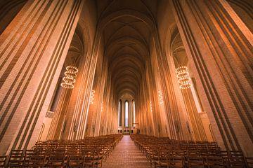 Copenhagen church von Erik Hageman