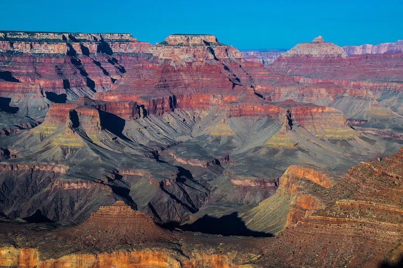 Grand Canyon, Arizona van Rietje Bulthuis