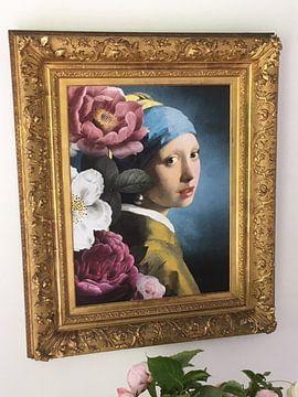 Klantfoto: Of Pearls and Roses