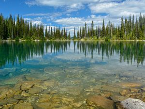 De prachtige natuur van Canada van Wilma van Zalinge