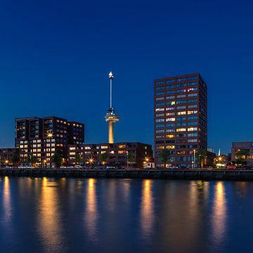 De Sint Jobshaven Rotterdam van