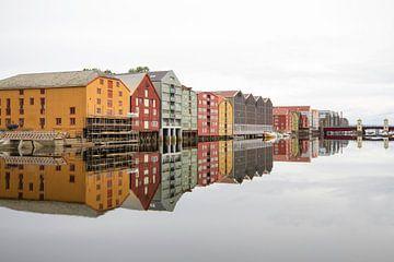 Trondheim norway von Gerard Wielenga