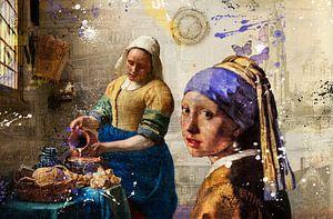 Vermeer-Mädchen