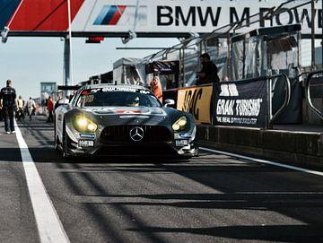 Mercedes GT AMG von Mike Landman