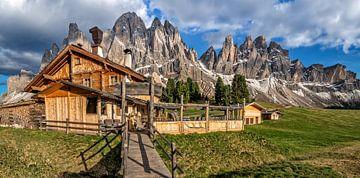 Geisleralm Tyrol du Sud sur Achim Thomae