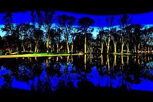 In het park van Dusan Pintner