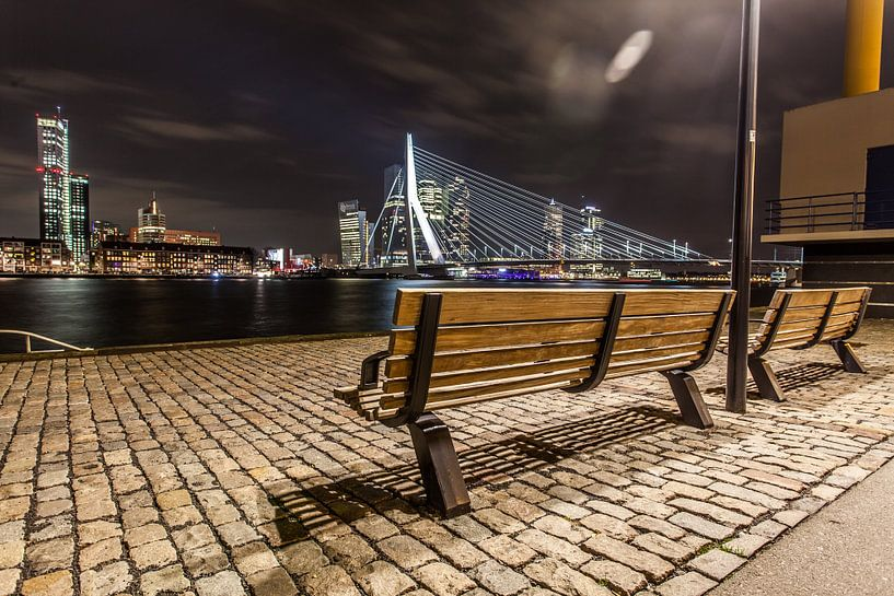Take a seat and enjoy the view van Michel Kempers