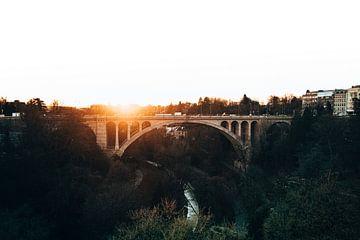 Luxemburg Stadt von Marion Stoffels