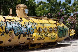 Yellow Submarine van Willemke de Bruin