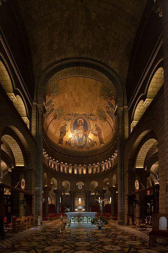 Kathedraal van Monaco von Brian Morgan