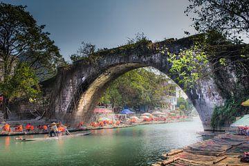 Pont du dragon sur Shorty's adventure